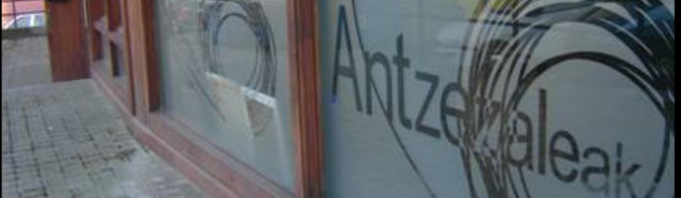 Colectivo de artistas de getxo   antzezaleak