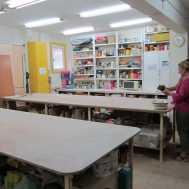 sala de cerámica