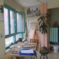 sala de pintura para socios