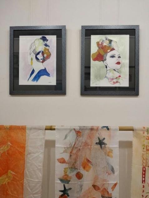 grabados-mujeres-telas